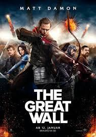 The Great Wall (2016) - 2/100 de filme în 100 de cuvinte (fiecare)
