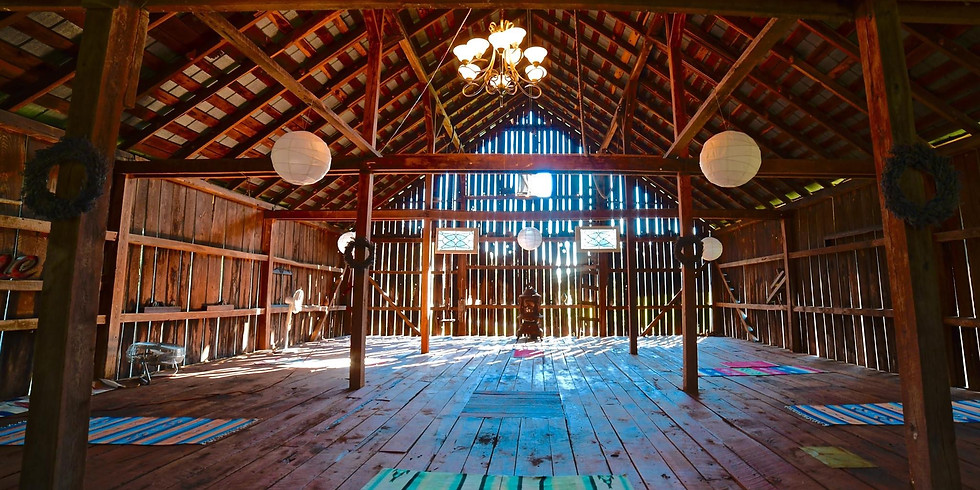 Stretch and Sound in the Barn!
