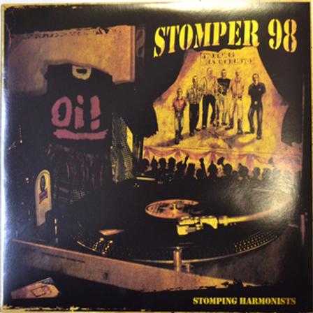 Stomping Harmonists LP