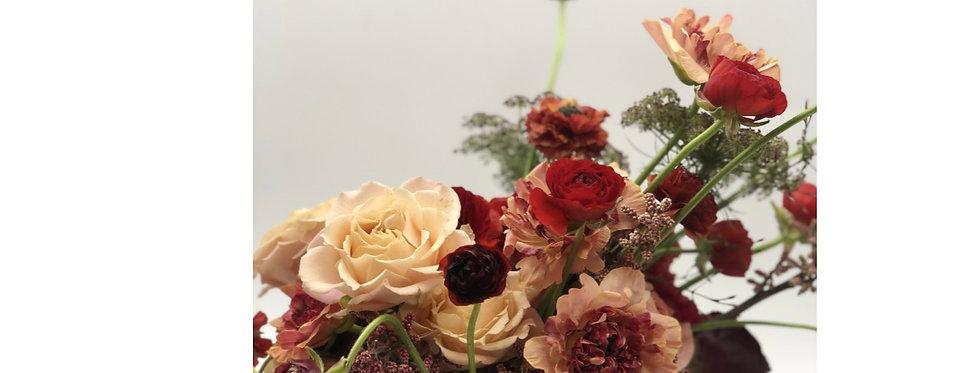 Monthly Box of Seasonal Flowers