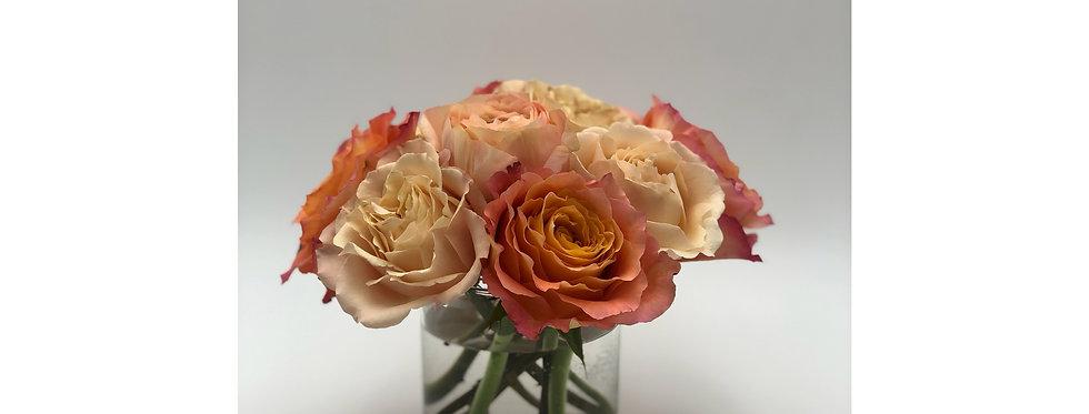 Seasonal Bi-Monthly Box of Flowers
