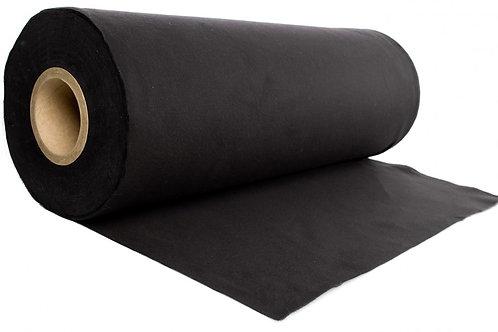 Zwarte Afrokdoek (per m²)