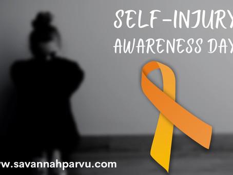 SELF-INJURY -A GLANCE INTO MY 10 YEAR ADDICTION OF CUTTING