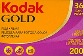 KODAK GOLD 200 135 36