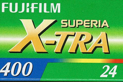 FUJI SUPERIA XTRA 400 135 36