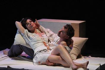 Théâtre _Prosper & Georges_
