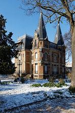 Château des Tourelles à Bois-Colombes