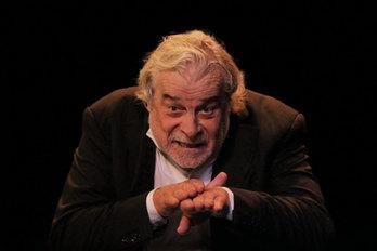 Jacques Weber à la Salle Jean Renoir