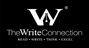 Logo of The Write Connection, MetaQuest's sister brand