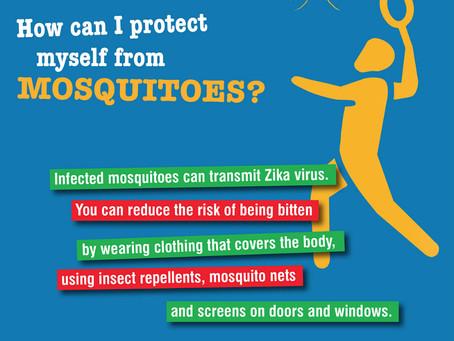 Protect from Zika Virus