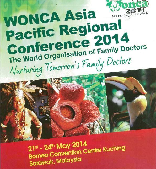 WONCA Msia2014