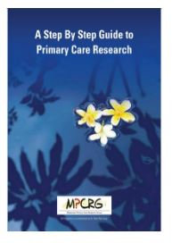 A Step By Step Guide to Primary Care Research (NON-MPCRG Member)