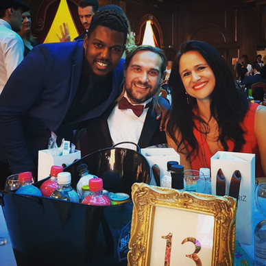Guests at the 2018 'Reality TV' Awards - Lucky Table 13!