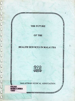 Cover Book Future of Health Services in