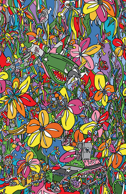 """Piranha"" by Schmiedlin"