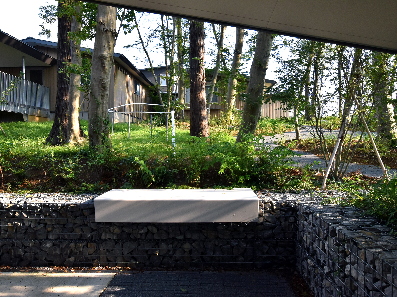 森をみるテーブル/Observation table to the forest