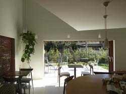 中からの眺め/View from interior
