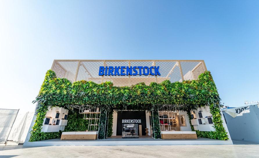 Birkenstock. SoleDXB 2019
