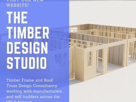 The Timber Design Studio - New Website!