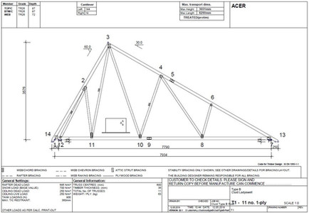 Roof Truss Designer