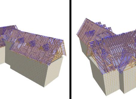 Designing Truss and Metal Web floors using Gangnail