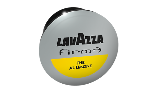 The' Limone Lavazza Firma - 24 capsule