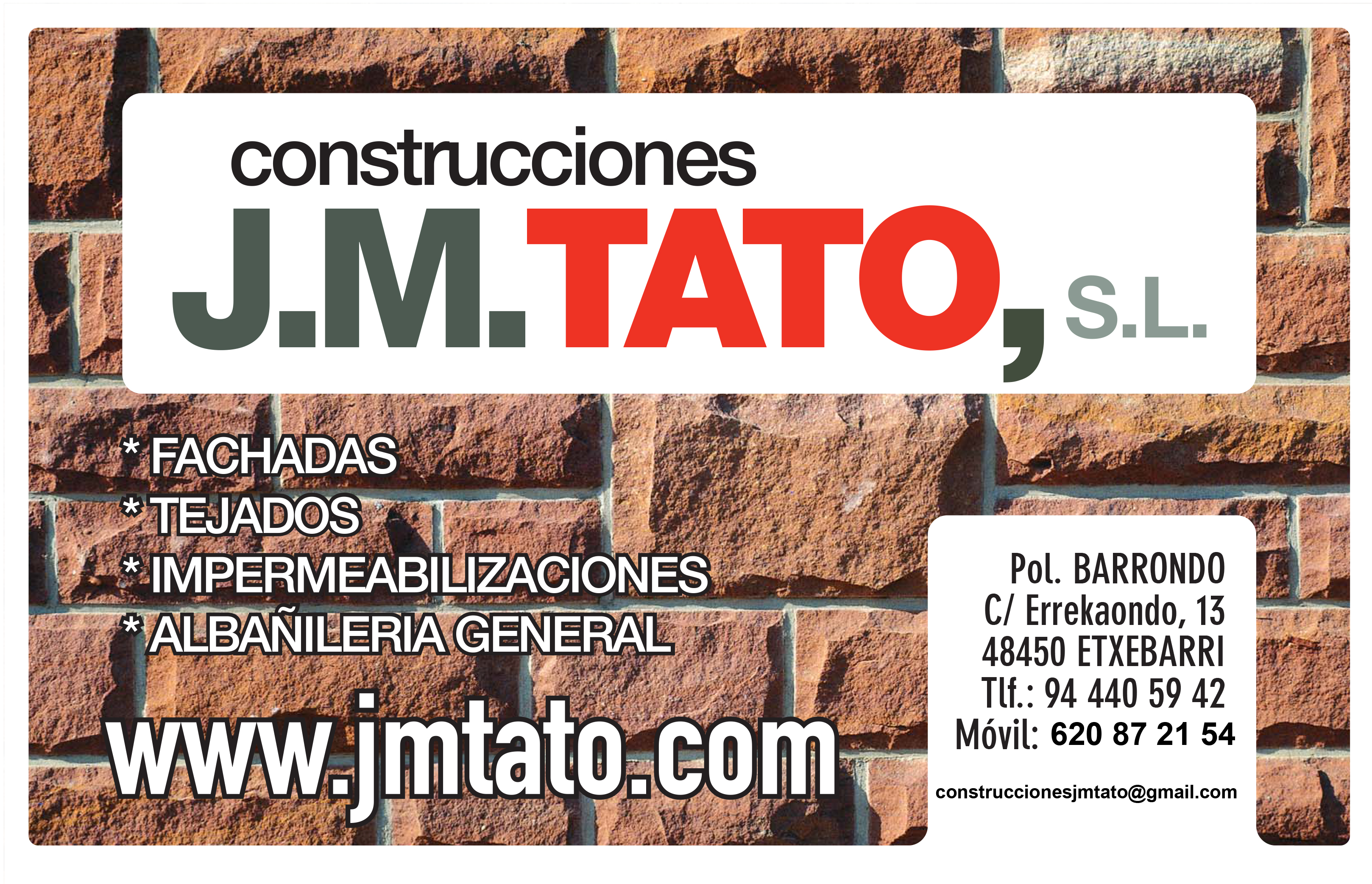 J.M.TATO construcciones