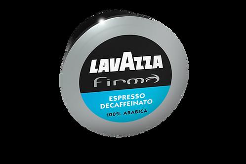 Espresso Decaffeinato  Lavazza Firma - 24 Capsule