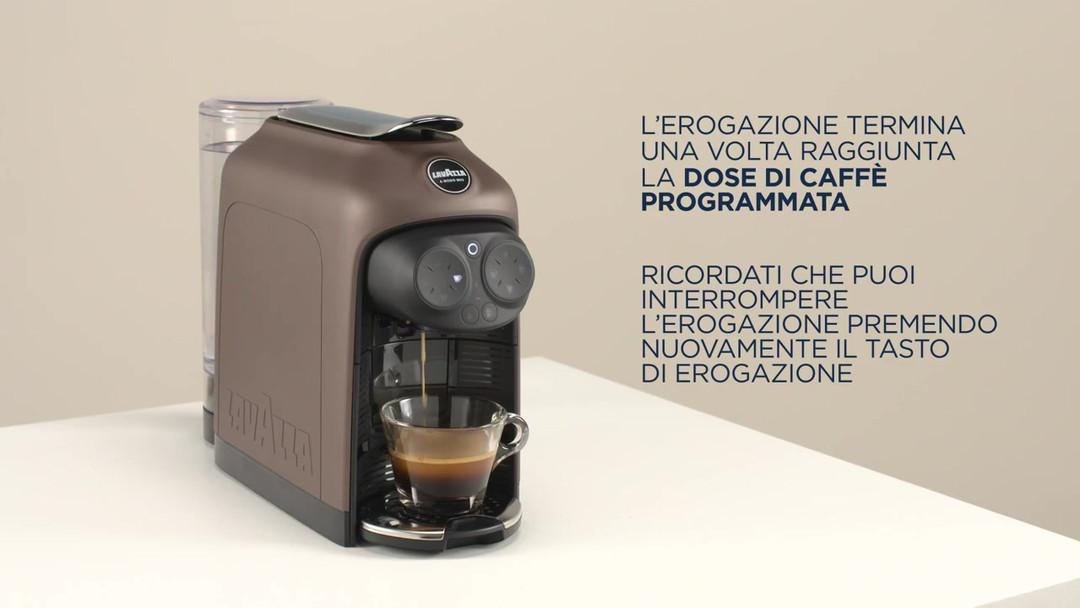 Preparazione Caffè
