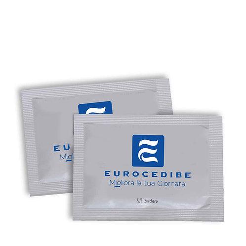 50 Bustine di Zucchero Bianco monodose da 4 gr