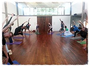 yoga retreat auroville, yoga retreat auroville india 2014, einat freedom yoga