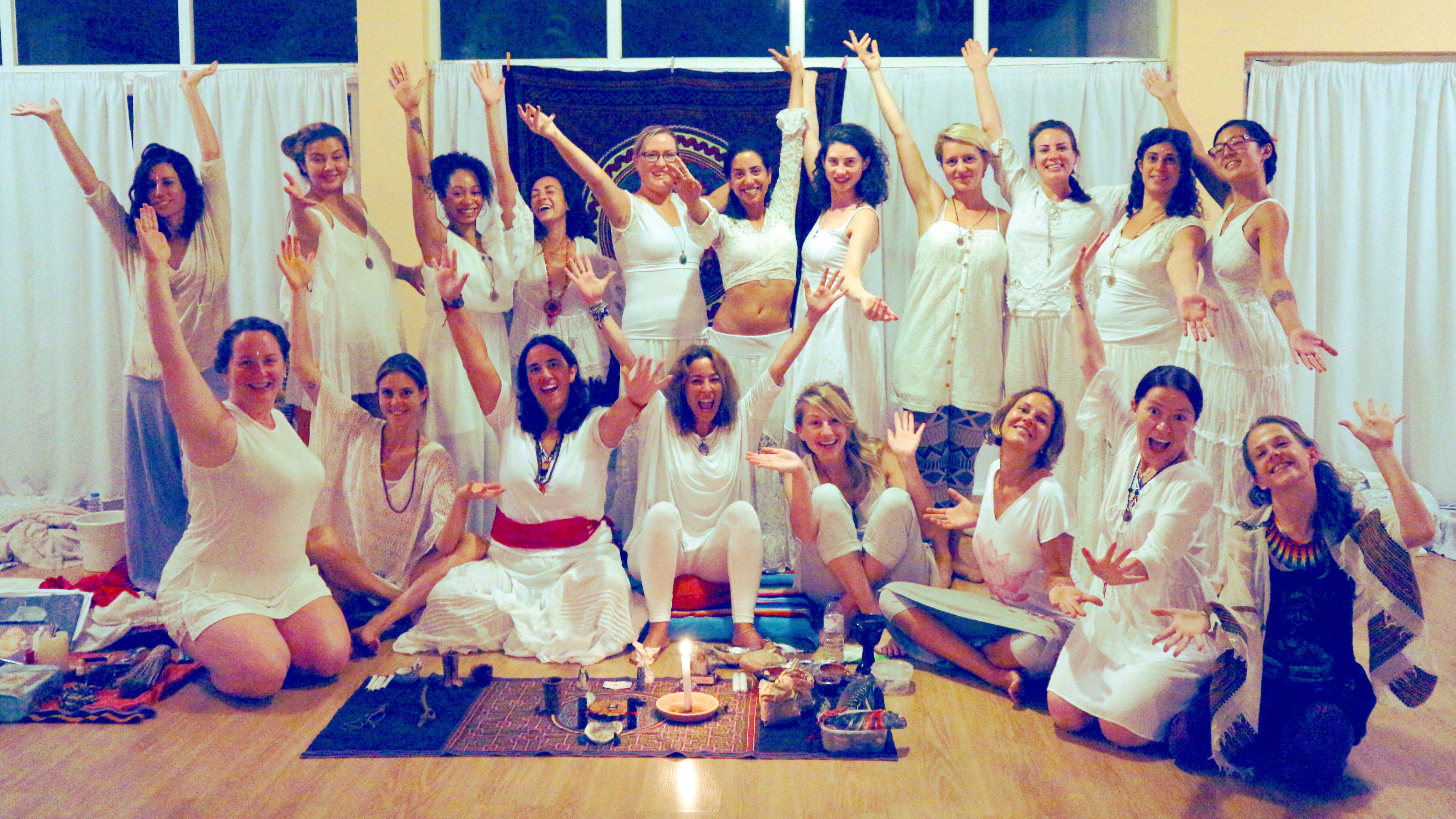 Shamanic Yoga Retreat