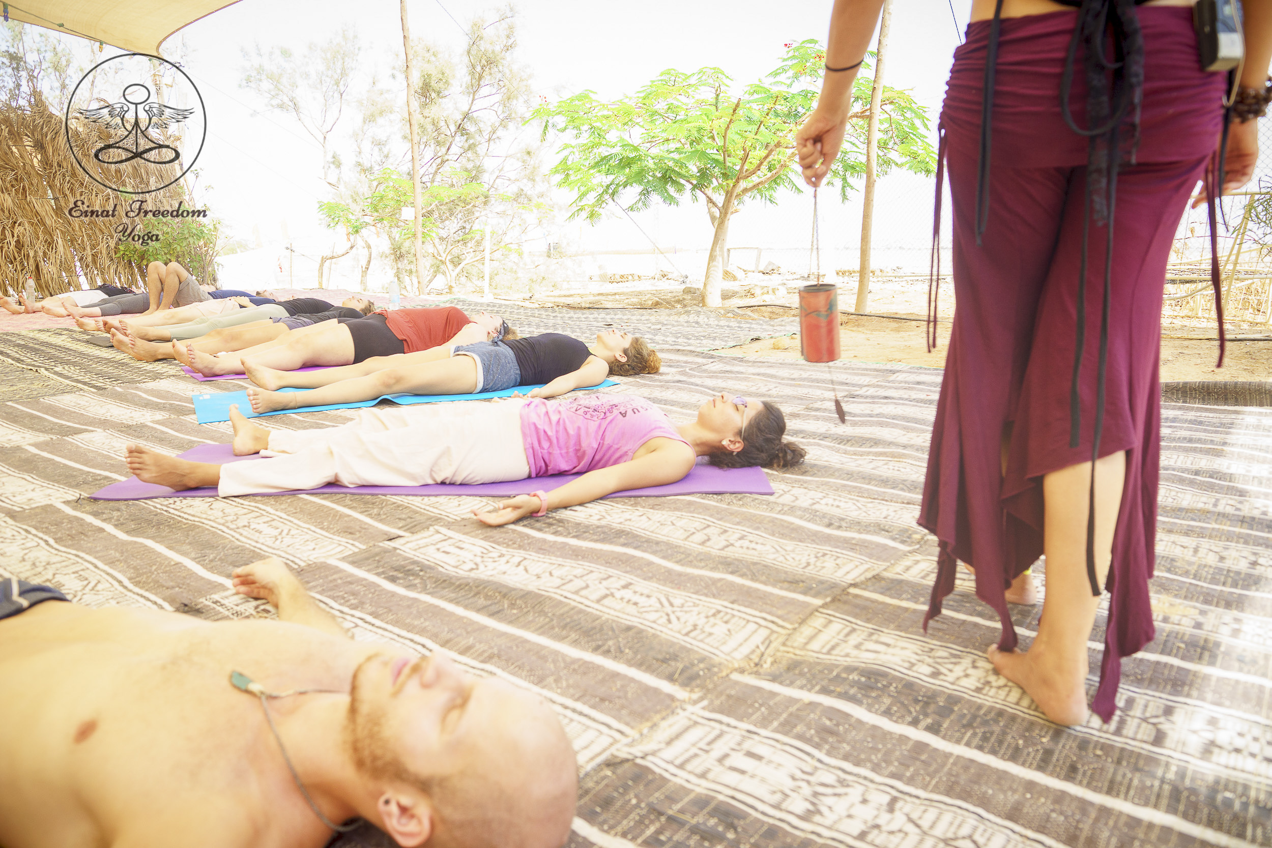 Freedom Yoga workshop