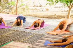 Shamanic Yoga workshop