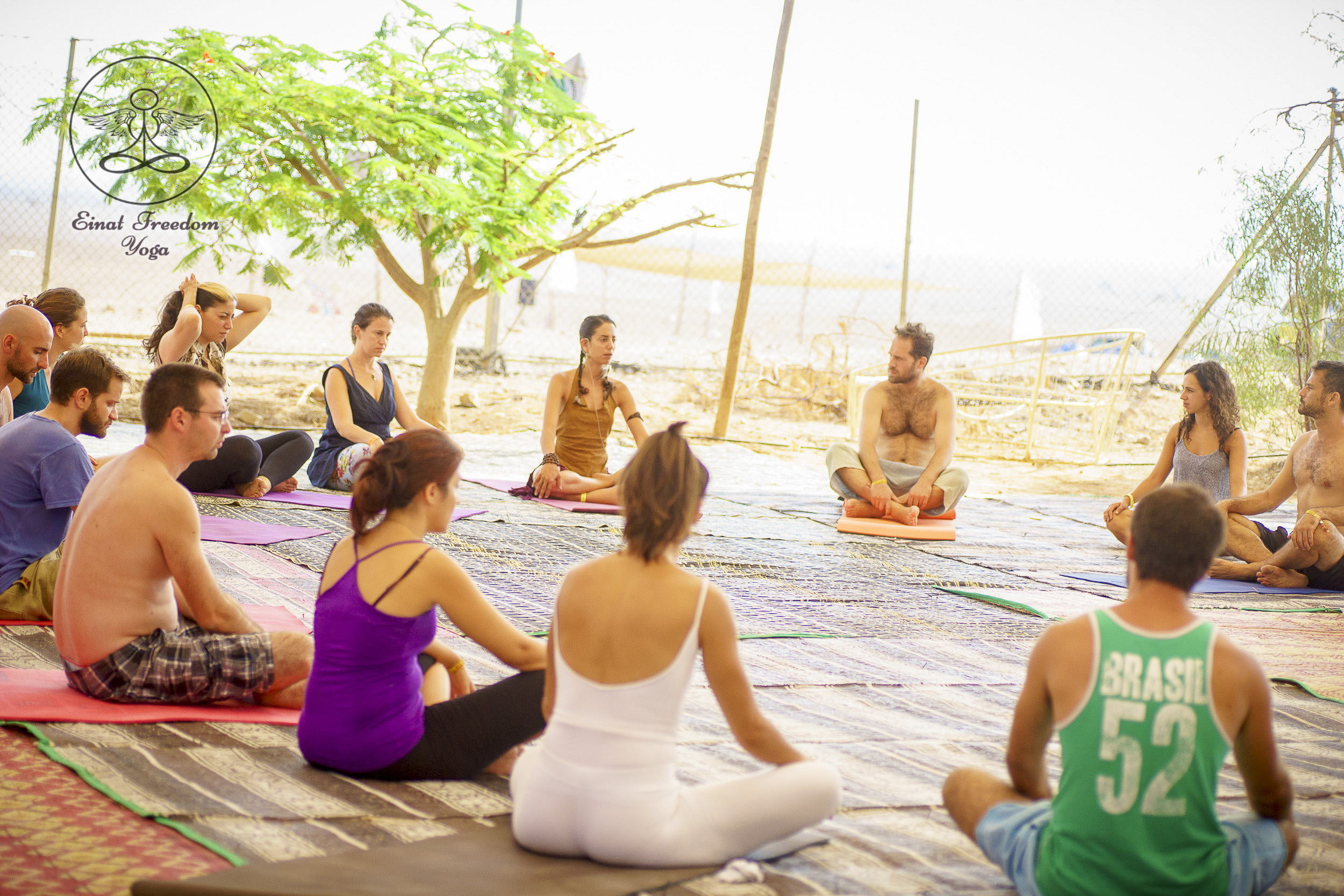 Shamanic Yoga workshop