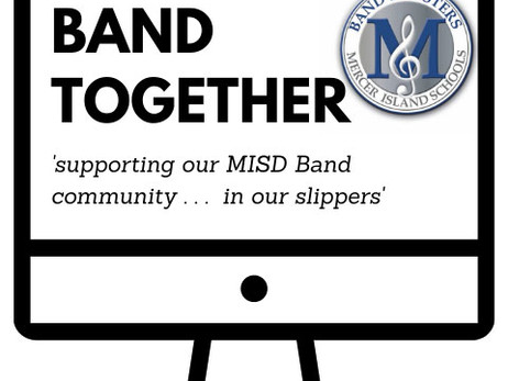 Thank you for helping make Band Together a Success
