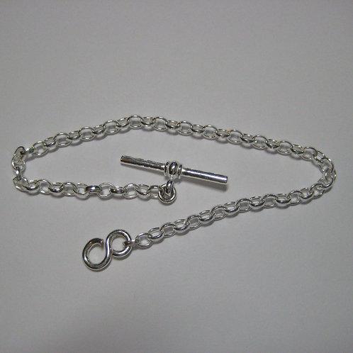 Albert Chain for Napkin Hooks - Sterling Silver