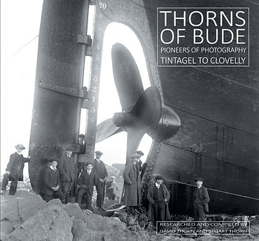 Thorns of Bude - Cornish Photography - Photo Book - Bude