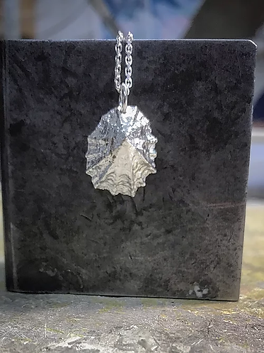 Limpet Pendant - Sterling Silver 925