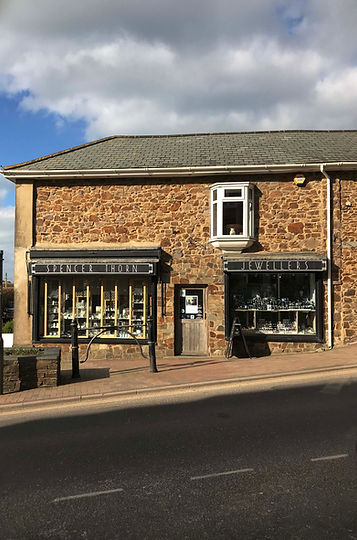 Spencer Thorn Jewellers - Bude, Cornwall - UK