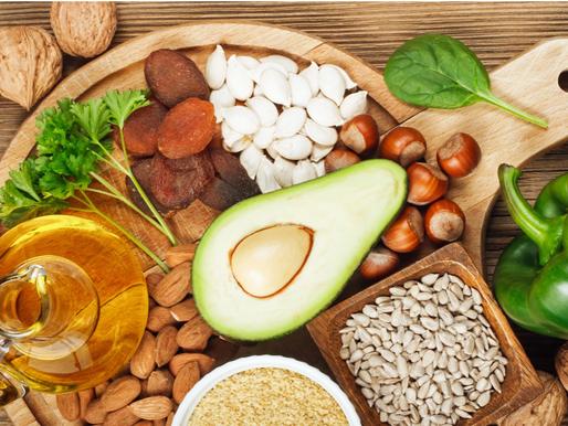 Grandes aliados da saúde: Selênio, Vitamina E e Licopeno.