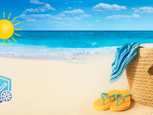 Dicas para aumentar a imunidade e aproveitar bem o verão!