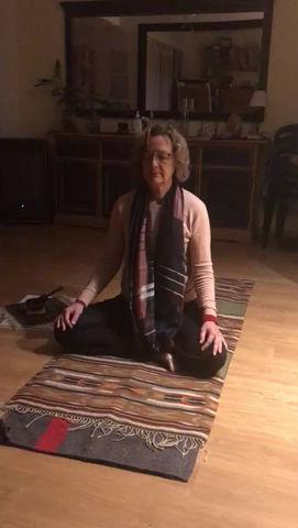 Preparación para la meditación