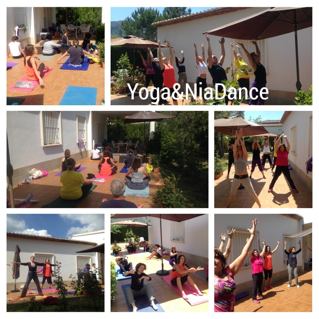 Clase Yoga & Nia