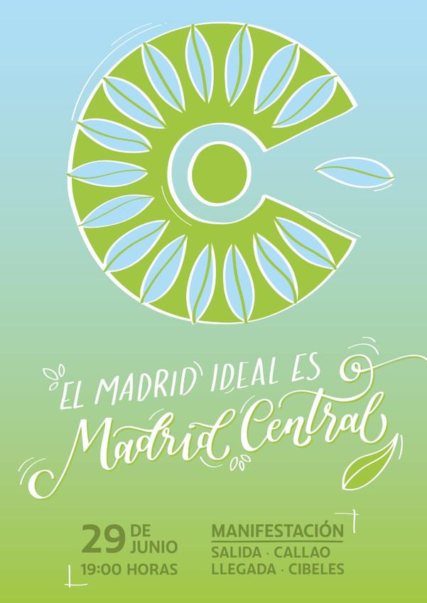 Yo si quiero Madrid Central