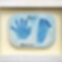 huellas de bebe