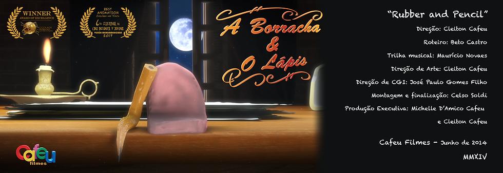 A Borracha e o Lápis