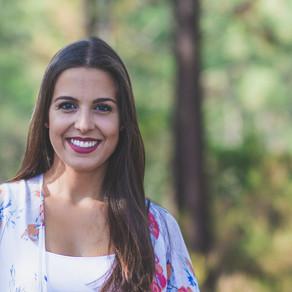 Catarina Luz, Retrato Fotográfico na Arrábida, Portugal