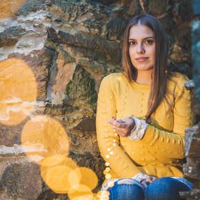 Kristie Pereira, Retrato Fotográfico nas Aldeias de Xisto da Lousã, Miranda do Corvo, Portugal