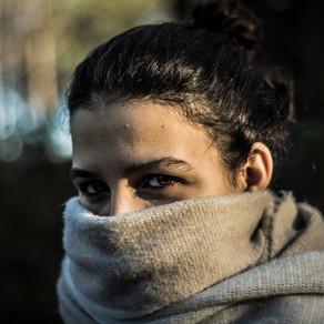 Rita Luz, Retrato Fotográfico na Arrábida, Portugal